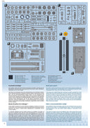 Sd.Kfz 184 Elefant Tank Hunter 1/35 Scale Model Kit By Revell Germany Instructions Page 6