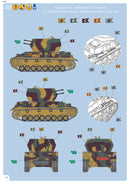 "Flakpanzer IV ""Wirbelwind"" 1/72 Scale Model Kit By Revell Germany Instructions Page 14"