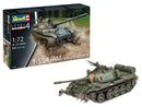 T-55A/AM with KMT-6/EMT-5 1/72 Scale Model Kit