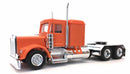 Kenworth W900, Extra Long Chassis (Orange)  Scale 1/87 (HO) Scale Model By Promotex