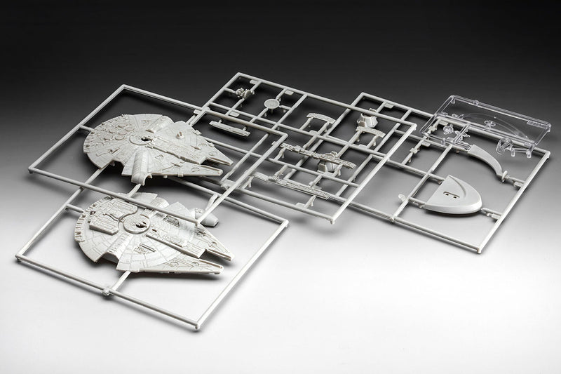 Star Wars Millennium Falcon 1/241 Scale Model Kit By Revell Germany Sprue