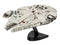 Star Wars Millennium Falcon 1/241 Scale Model Kit By Revell Germany