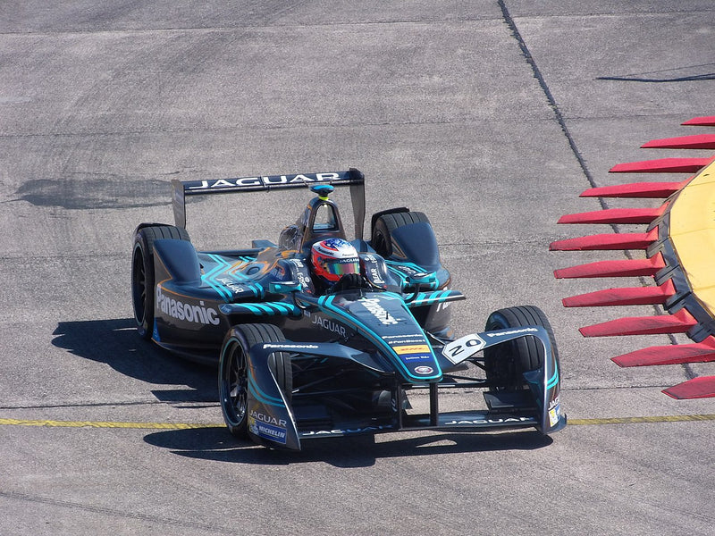 Jaguar Racing Formula E 2017