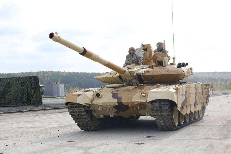 T-90MS Russian Arms Expo 2013