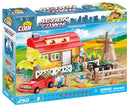 Action Town Farmhouse, 250 Piece Block Kit By Cobi