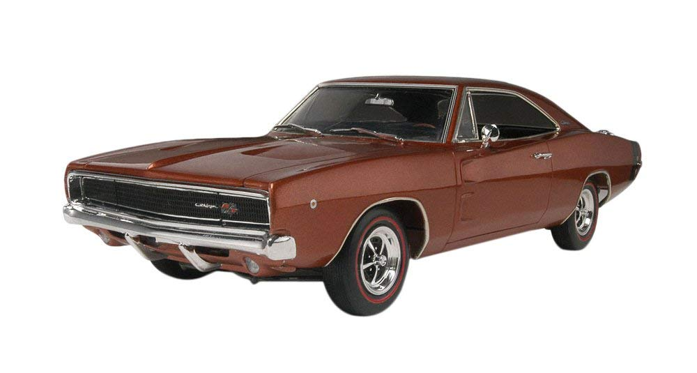 Revell 1968 Dodge Charger (2 in1) 1/25 Scale Model Kit