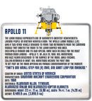 Apollo 11 Lunar Module, 370 Piece Block Kit By Cobi Specifications