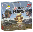 Tank Wars Board Game By Cobi