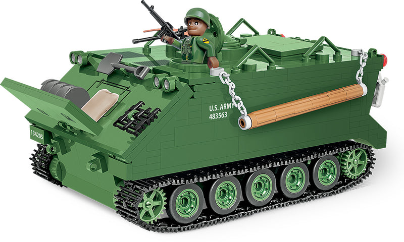 M113 Armored Personnel Carrier, 510 Piece Block Kit