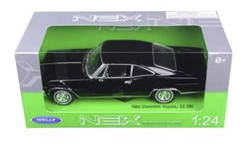 Chevrolet Impala SS 396 1965, 1:24-27 Scale Diecast Car