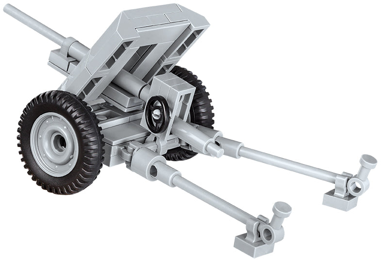 3.7 cm PaK 36 Anti-Tank Cannon, 55 Piece Block Kit