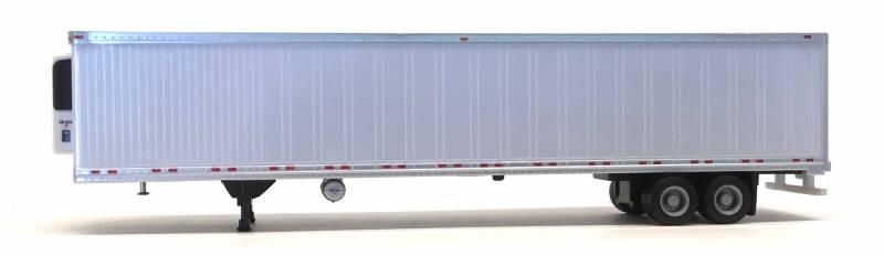 53' Refrigerated Trailer 1/87 Scale Model By Promotex