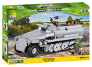 Sd.Kfz 251/9 Ausf. C Stummel Halftrack, 460 Piece Block Kit By Cobi