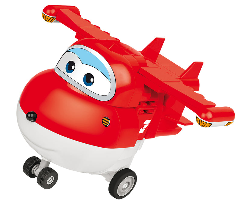Super Wings Jett, 175 Piece Block Kit By Cobi