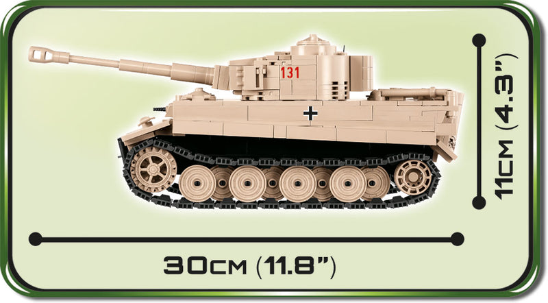 Tiger I (PzKpfw VI Ausf. E) German Heavy Tank