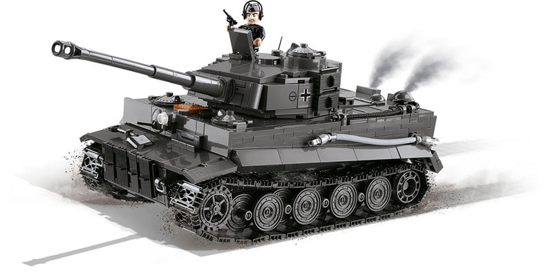 Tiger I Panzer VI Ausf. E Tank, 800 Piece Block Kit By Cobi