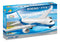 Boeing 777X, 625 Piece Block Kit By Cobi