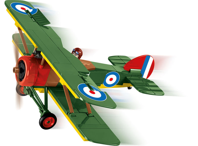 Sopwith F.1 Camel , 170 Piece Block Kit By Cobi