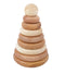 Natural Colored Round Stacker