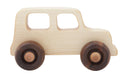 Off Road Vehicle Natural Colored Wood Toy Car By Wooden Story