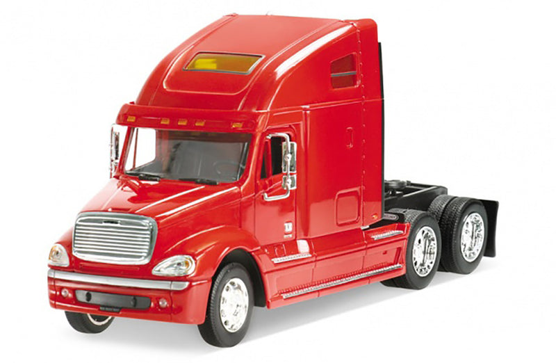 Freightliner Columbia Extend Cab Truck (Red) 1/32 Scale Diecast Model By Welly
