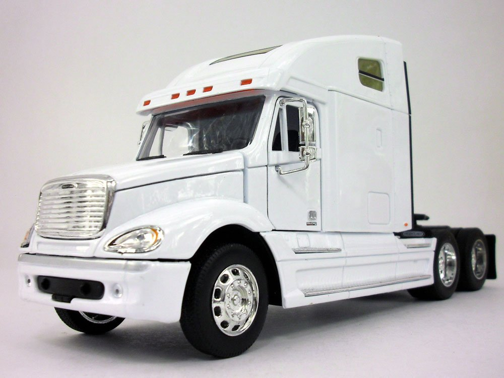 Welly Freightliner Columbia Truck 1/32 Scale Diecast Model