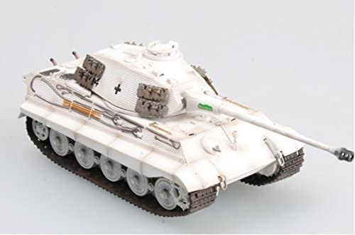 "Tiger II, Panzerkampfwagen VI Ausf. B ""King Tiger"" 1/72 Scale Model"