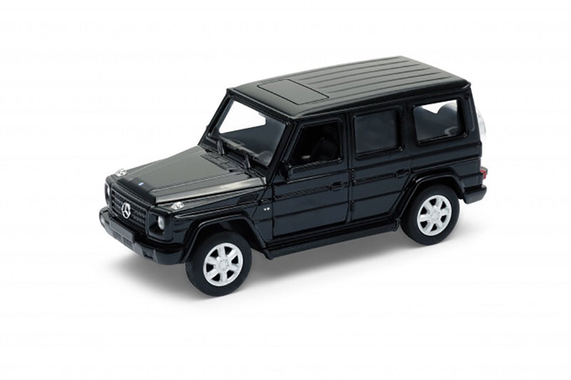 Mercedes Benz G500 (Black) Diecast Model Car 1:32 Scale By Welly