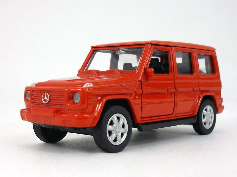 Welly Mercedes Benz G500 (Red) 1/32 Scale Diecast Model