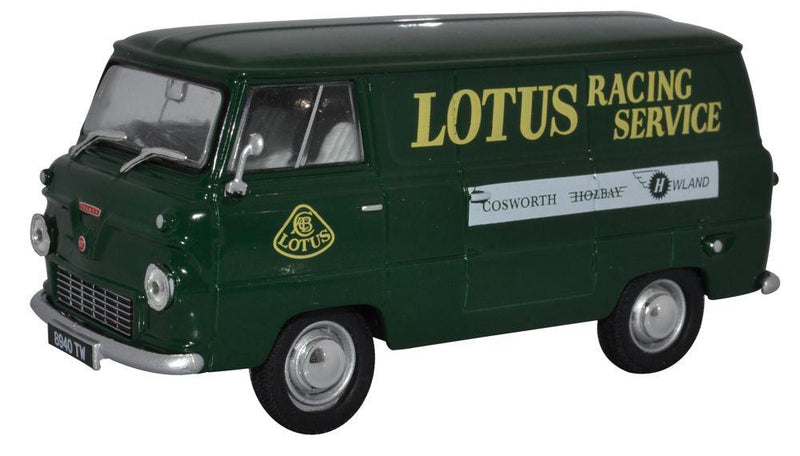 Ford Thames 400E Van – Lotus Racing ,1:43 (O) Scale Model By Oxford Diecast