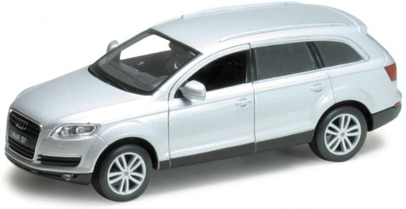 Audi Q7 2009 1:24 Scale Diecast Car By Welly