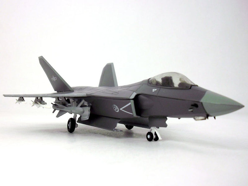 Shenyang J-31 Gyrfalcon 1:72 Scale Model By Air Force 1 Right Front View