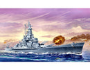 USS Massachusetts Battleship BB-59, 1:700 Scale Model Kit