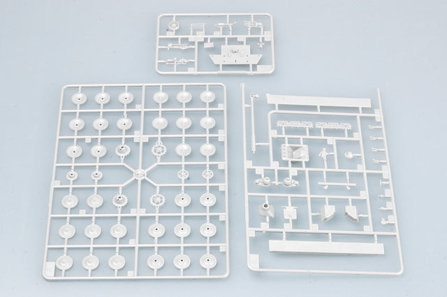 Jagdpanther (Mid Type),1:72 Scale Model Kit Sprues