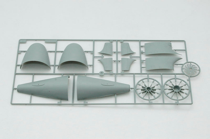 USS Seawolf (SSN-21) Attack Submarine 1:144 Scale Model Kit
