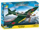 "Mitsubishi A6M5 ""Zero"", 280 Piece Block Kit By Cobi"