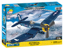 Vought F4U Corsair, 270 Piece Block Kit By Cobi
