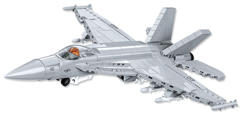 Top Gun Maverick Boeing F/A-18E Super Hornet 555 Piece Block Kit