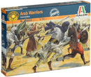 Arab Warriors Colonial Wars 1/72 Scale Plastic Figures By Italeri