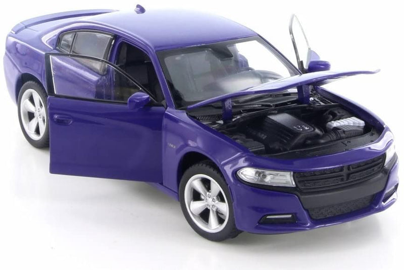 Dodge Charger R/T 2016 1:24-27 Scale Diecast Car By Welly