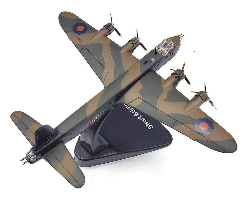 Short Stirling Heavy Bomber 1944, 1:144 Scale Model By Atlas Editions