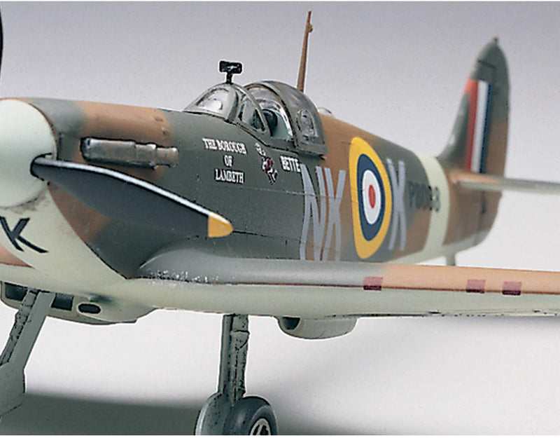 Supermarine Spitfire Mk II 1:48 Scale Model Kit By Revell