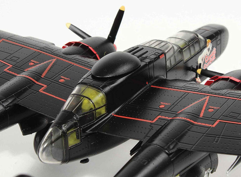 "Northrup P-61B Black Widow "" Cooper's Snooper 1/72 Scale Model By AF1 Aft Detail t View"