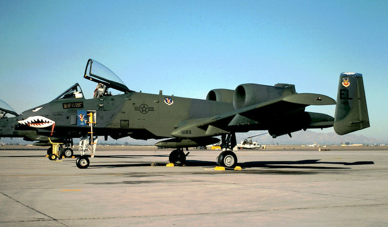 74th Fighter Squadron A-10