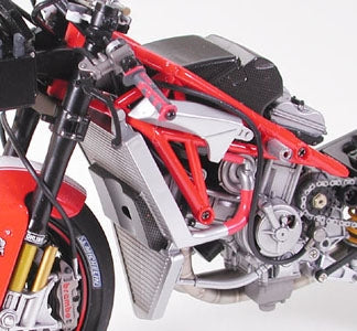 Ducati Desmosedici Motorcyle 1:12 Scale Model Kit By Tamiya