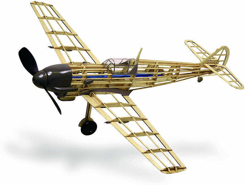 Messerschmitt Bf 109 Balsa Wood Kit