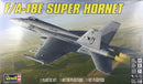 Revell F/A-18E Super Hornet 1/48 Scale Model Kit Box