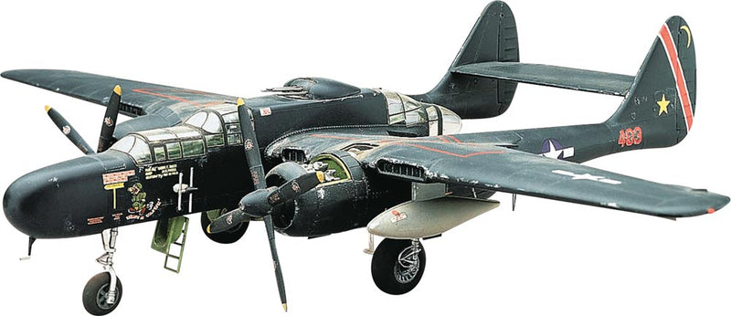 Revell P-61 Black Widow 1/48 Scale Model Kit
