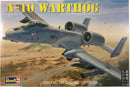 Fairchild Republic A-10 Thunderbolt II (Warthog)  1:48 Scale Model Kit By Revell