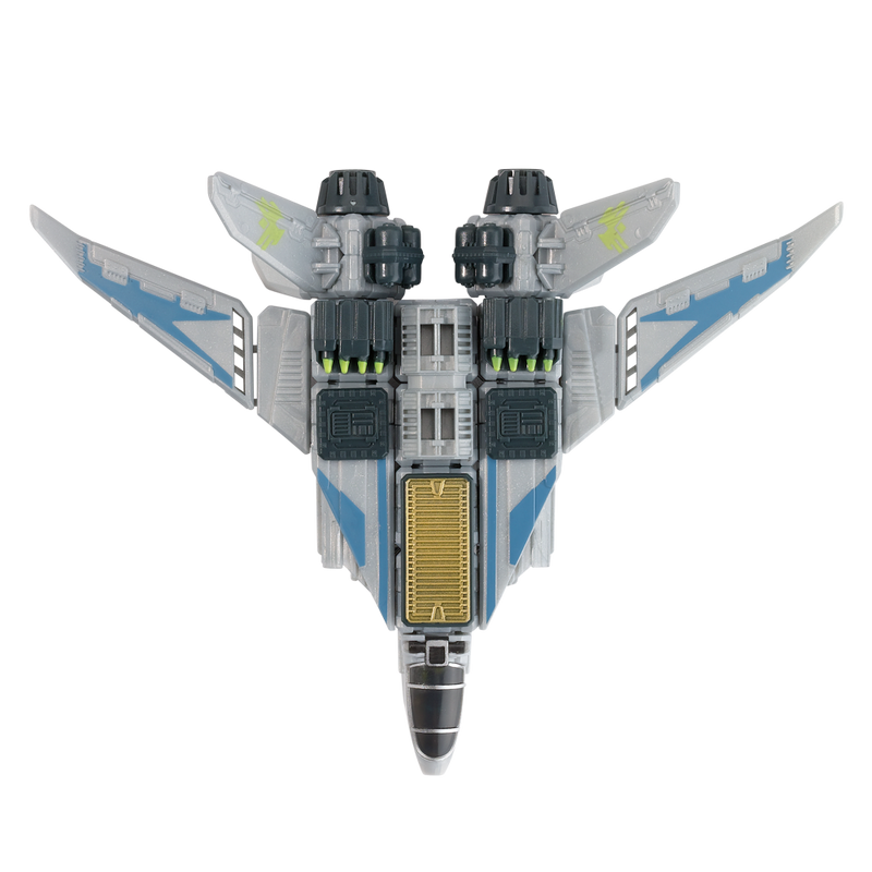 Snap Ships Sabre X-23 Interceptor Kit